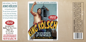 Full Pint Brewing Company King Kolsch