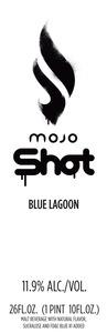 Mojoshot Blue Lagoon