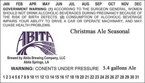 Abita Christmas Ale Seasonal