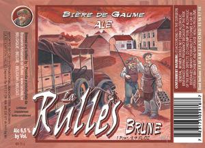 La Rulles Brune Ale