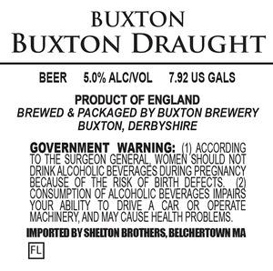 Buxton Brewery Buxton Draught