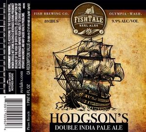 Fish Tale Reel Ales Hodgson's