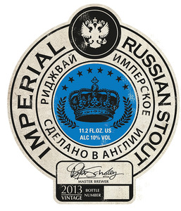 Ridgeway Brewing Russian Imperial Stout