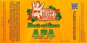 Little Egypt Mosaic And Simcoe Apa