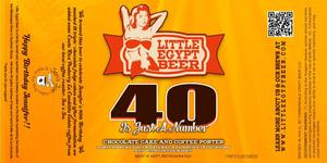 Little Egypt 40 Is Just A Number