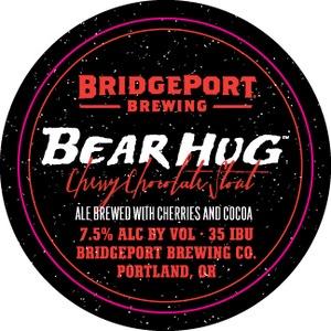 Bridgeport Brewing Bear Hug