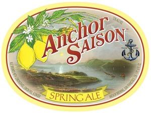 Anchor Spring Ale