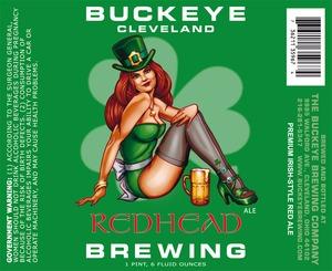 Buckeye Brewing Redhead