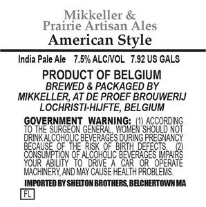 Mikkeller American Style
