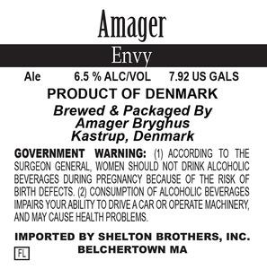 Amager Bryghus Envy