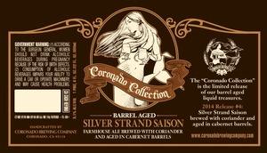 Coronado Brewing Company Barrel Aged Silver Strand Saison