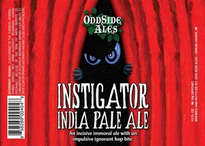 Odd Side Ales Instigator