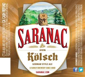 Saranac Kolsch