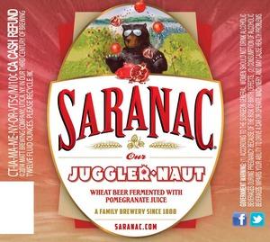 Saranac Juggler-naut