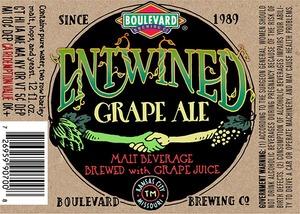 Bouevard Entwined Ale