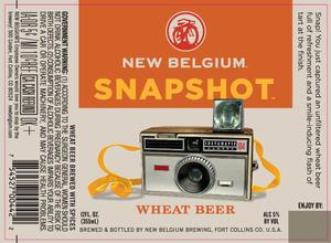 New Belgium Brewing Snapshot