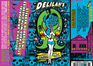 Three Floyds Brewing Delilah's