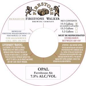 Firestone Opal