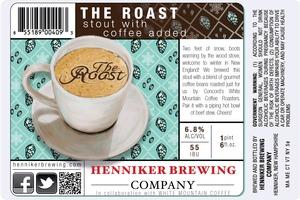 Henniker Brewing Company The Roast