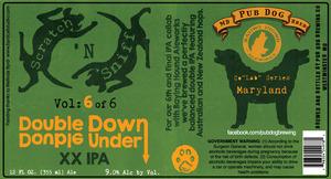 Pub Dog Double Down Under Xxipa