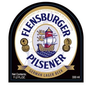 Flensburger Pilsener January 2014