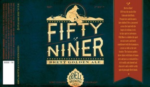 Odell Brewing Company Fifty Niner
