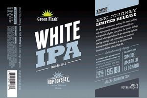 Green Flash Brewing Company White IPA