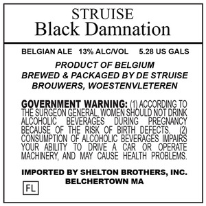 Struise Black Damnation