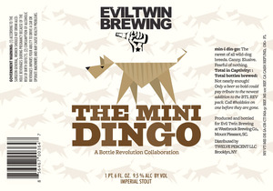 Evil Twin Brewing The Mini Dingo
