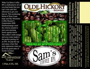 Olde Hickory Brewery Réveillez-vous amer