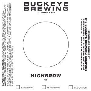 Buckeye Brewing Highbrow