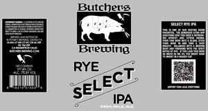 Butcher's Brewing Select