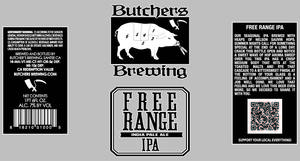 Butcher's Brewing Free Range