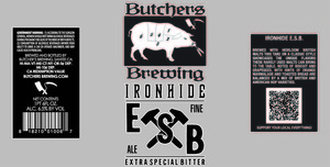 Butcher's Brewing Ironhide