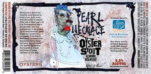 Flying Dog Pearl Necklace Oyster Stout