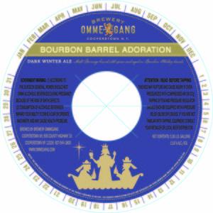 Ommegang Bourbon Barrel Adoration