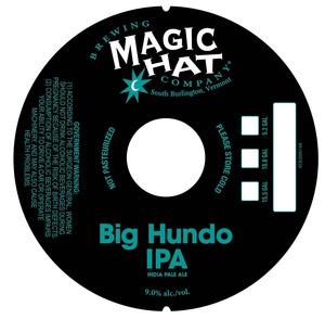 Magic Hat Big Hundo IPA