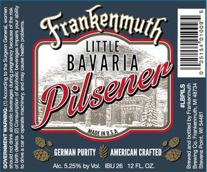 Frankenmuth Little Bavaria