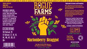 Rogue Marionberry Braggot