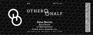 Other Half Brewing Co. Falsa Noctis