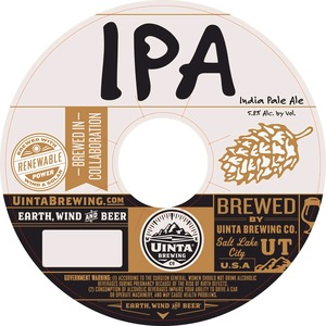 Uinta Brewing Company India Pale Ale