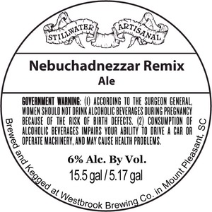 Stillwater Artisanal Nebuchadnezzar Remix