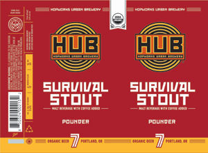 Hub Survival Stout