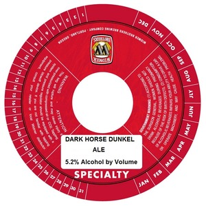 Widmer Brothers Brewing Company Dark Horse Dunkel