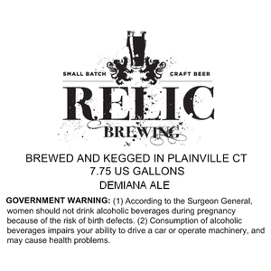 Relic Brewing Demiana