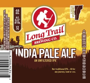 Long Trail Brewing An Unfiltered IPA
