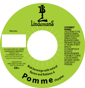 Lindemans Pomme