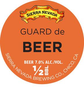 Sierra Nevada Guard De Beer