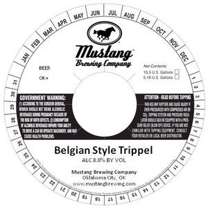 Belgian Style Trippel