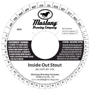 Inside Out Stout